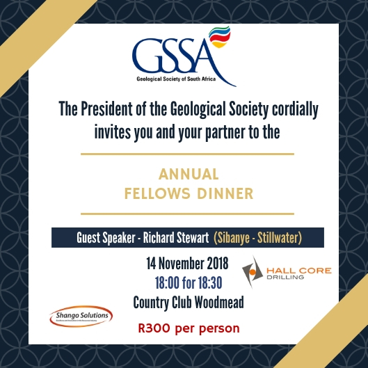 INVITATION TO THE ANNUAL FELLOWS DINNER