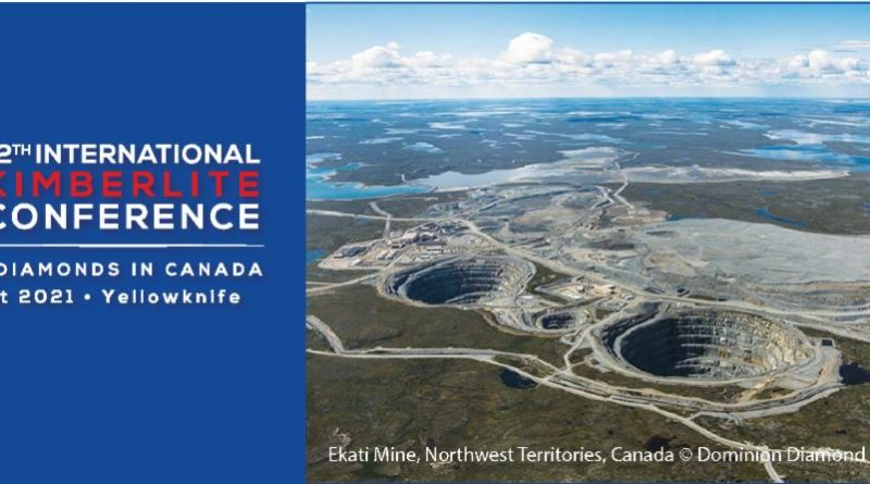 12th International Kimberlite Conference (UPDATE)