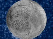 Water plumes spotted on Europa's surface
