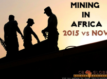 THE MINING INDUSTRY IN AFRICA: 2015 VS. NOW