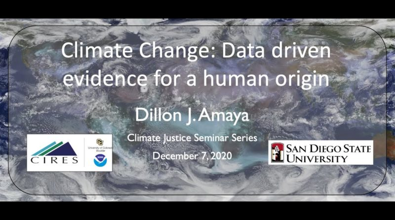 Dillon Amaya – SDSU Climate Justice Seminar