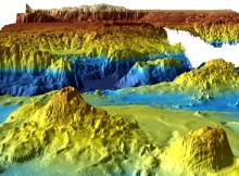 Treasure trove of underwater data gathered in the search for MH370